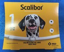 Scalibor Flea Tick Dog Protection Collar 65 cm Length Protect - New Package