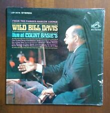 Wild Bill Davis / Live At Count Basie's (LP Used) RCA LSP-3578