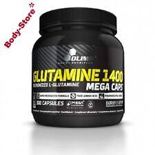Olimp L-Glutamin Mega Caps 300 Kapseln Caps PLUS PROBE    █▬█ █ ▀█▀