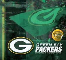 Green Bay Packers: Offical Music of the Green Bay Packers [Digipak] by Various A