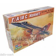 HobbyBoss 1/48 80321 F/A-18C Hornet Model Kit Hobby Boss