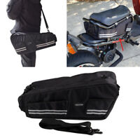 Moped Scooter Under Seat Storage Bag Pouch Shoulder Pack For Honda Ruckus Zoomer
