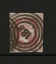 Prussia Sc# 6, Used, signed back, very small, shallow top thin - S8664