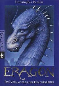 Eragon - Das Vermächtnis der Drachenreiter von Paolini, ... | Buch | Zustand gut