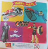McDonalds Happy Meal Toy 2002 Action Man Character Toys - Various Figures