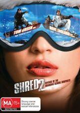 Shred 2 - Revenge Of The Boarding School Dropouts (DVD, 2010)