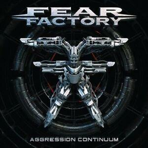 (PRE-ORDER) FEAR FACTORY Aggression Continuum (PLUS Bonus LTD Tote Bag) CD NEW