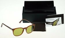 RARE POLARIZED New PERSOL Photochromic SUPREMA Brown Sunglasses PO 3007 9022/34