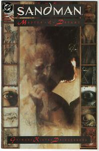 Sandman #3 1989 DC Vertigo John Constantine Hellblazer Appearance Neil Gaiman