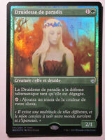 FRENCH FOIL Promo Druidesse de paradis - Paradise Druid    MTG Magic Francais