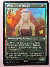 FRENCH FOIL Promo Druidesse de paradis - Paradise Druid    MTG Magic Francais