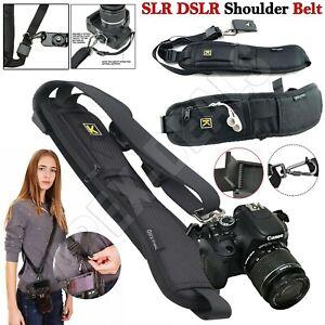 DSLR SLR Quick Sling Camera Single Shoulder Belt Strap Cameras Canon Sony Nikon.