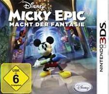 NINTENDO 3DS Micky Epic Macht der Fantasie NEU