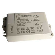 2Pc ZF120A-1201000 12W Constant Voltage AC/DC Adapter LED Driver Power Supply