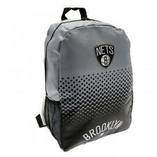 Official Licensed NBA Product Brooklyn Nets Backpack Gym Bag Fun Gift Rucksack
