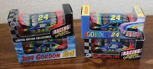 1:64 Jeff Gordon Lot of 4 1995-2000 Action RCCA - Dupont Rainbow Warriors