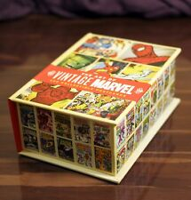 Marvel Comics: The Art Of Vintage Marvel - 100 Collectible Postcards 2007