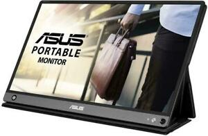 """ASUS MB16AMT 15.6"""" FHD IPS 10-POINT Touch Portable USB Monitor"""