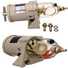 60 GPH Diesel Marine Boat Fuel Filter / Water Separator