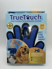 True Touch deShedding Glove for Gentle and Efficient Pet Grooming Tuo11124