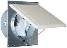 Mobile Home Trailer 110V Sidewall Exhaust Vent Fan White/Mill Ventline V2215-11