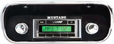 1967 1968 69 70 71 72 73 Mustang USA 230 Radio Custom Autosound  MP3 AM/FM AUX