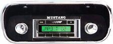 1967 1968 69 70 71 72 73 Mustang USA 230 Radio Custom Autosound  MP3 AM/FM AUX