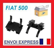 2 ADAPTATEURS POUR AMPOULE HID XENON FIAT 500