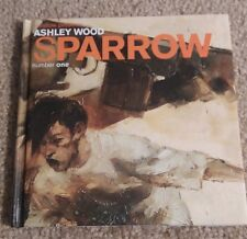 Sparrow V1: Ashley Wood HC NM 2006 IDW Graphic Anime Art CG Painter