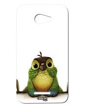 CUSTODIA COVER CASE UCCELLINO DOLCE SWEET BIRD PER HTC DESIRE 516