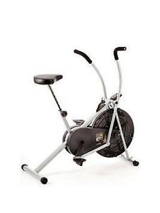 Exercise bike V-Fit ATC1 Air Cycle For fitness or fat loss