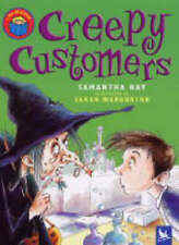 Creepy Customers (I am Reading), Sam Hay | Paperback Book | Acceptable | 9780753