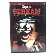 QUEENS OF SCREAM COLLECTION(JAMIE LEE CURTIS)(DVD)(5 FEATURE FILMS)