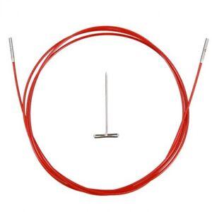 ChiaoGoo Twist Red Lace Nadelseil 5 - 125 cm Mini, Small oder Large