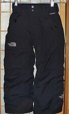 The North Face Snow Ski Pants Youth 6 Snowboard Winter Hyvent Fully Lined Nylon