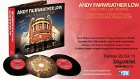 Andy Fairweather Low Live at Cardiff New Theatre triple disc 2 CD 1 DVD