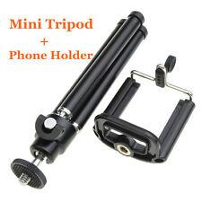 Mini Trípode Soporte Agarre Soporte extensible para Teléfonos Móviles Cámaras estándar