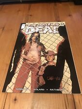 The Walking Dead Issue #34 2nd Second Print NM Image Comics Kirkman RARE!