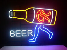 "New Rainier Beer Lager Neon Light Sign 17""x14"" Ship From Ca"