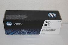 Toner ORIGINAL HP HEWLETT PACKARD 78A Black CE278A  pr LaserJet pro 1566 p1606dn