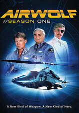 Airwolf - Season 1 New DVD! Ships Fast!