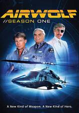 Airwolf - Season 1 (DVD, 2016, 2-Disc Set)