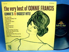 LP CONNIE FRANCIS - THE VERY BEST OF // USA BLACK MGM