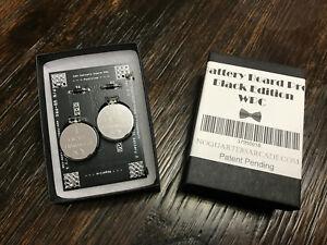 Frank's Battery Board Williams Bally WPC pinballs Pro Black Edition CR2032