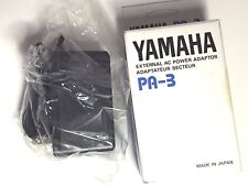 Genuine Original Yamaha PA-3 External A/C Power Adapter 120V DC10V 0.7A VF10380