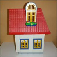 Playmobil - Zusatz-Erweiterung um die Ecke zu Wohnhaus 3965 - ähnlich Set 7338