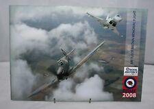 Battle of Britain Memorial Flight 2008 - Souvenir Programme