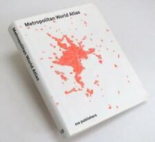 Metropolitan World Atlas by Arjen van Susteren *Brand New*