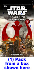 2017 Topps Star Wars Rogue One Series 2 Blue Parrallel Cards (u-pick-1)