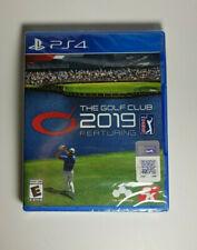 The Golf Club 2019 Featuring PGA Tour (PlayStation 4, 2019) Brand New